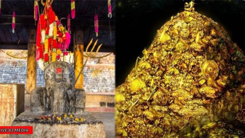 આ મંદિર માં કરોડો નો ખજાનો હોવા છતા સરકાર પણ નથી લગાવી શકતી હાથ, તેની રક્ષા કરે છે આ….